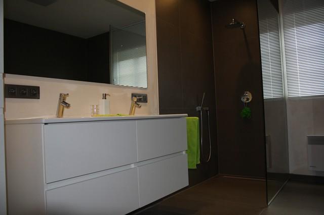 Eigentijdse badkamer design modern beste inspiratie voor huis ontwerp - Eigentijdse designer kasten ...